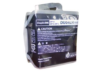 Краска Duplo DP-S550/850 (DU04LH) черная