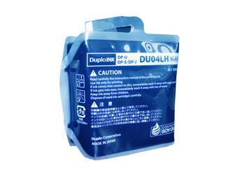 Краска Duplo DP-S550/S850 (DU22L BLUE) синяя
