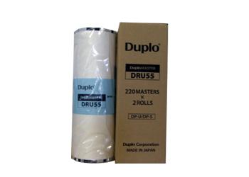 Мастер-пленка А3 Duplo DP-S550 (DRU-55)