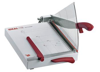 Сабельный резак бумаги Ideal 1135