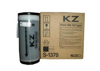 Краска Riso Kagaku KZ (S-1730), черная